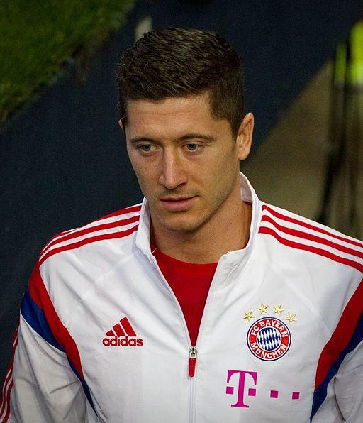 Robert Lewandowski FCB