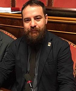 Roberto rampi wikipedia for Senato wikipedia