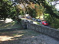 Rochester Castle Gardens Boley Hill entrance 9986.JPG