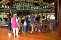 Rochester NY Dentzel Carousel Summer 2001.jpg