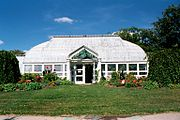 Rochester NY Highland Park Lamberton Conservatory