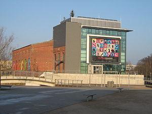 Rock'n'popmuseum in Gronau/Westf.