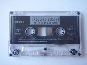 The Rolling Stones - Bridges to Babylon. Virgi...