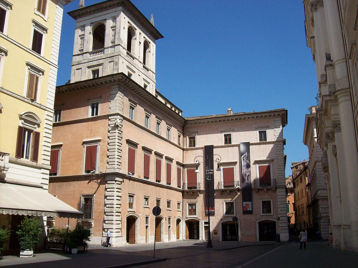 Palazzo altemps wikipedia - Architetto palazzo congressi roma ...