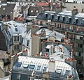 Rooftops seen from Notre-Dame, Paris 29 May 2009.jpg