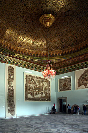 Bardo National Museum (Tunis) - Sousse Room.