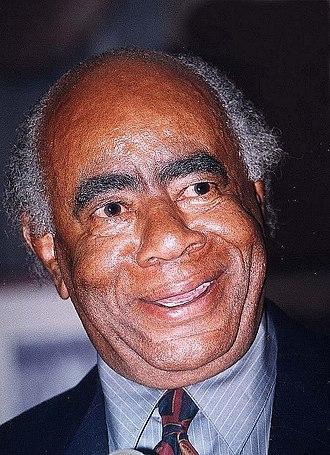 Roscoe Lee Browne - Browne in 1999