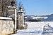 Rosegg Südeinfahrt zum Schlosspark von Schloss Rosegg 31122010 7259.jpg
