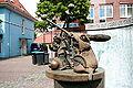 Rotenburg (Wümme) - Große Straße - Parodie auf Paar-oh-die 04 ies.jpg