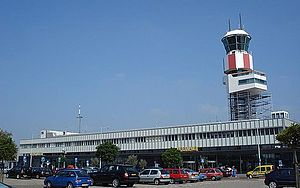 Rotterdam airport entrance.jpg