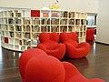 Round red chairs (3876819207).jpg