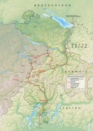Маршрут суворова в швейцарском походе