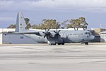 Royal Australian Air Force (A97-440) Lockheed Martin C-130J Hercules taxiing at Wagga Wagga Airport (1).jpg