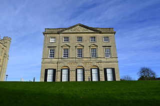 Royal Fort House Grade I listed English country house in Bristol, United Kingdom