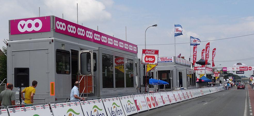 Rumillies (Tournai) - Tour de Wallonie, étape 1, 26 juillet 2014, arrivée (A04).JPG