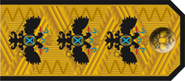 Russian Imperial Navy OF9 Admiral