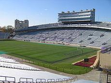 Ryan Field, Northwestern's 49,000 seat football stadium