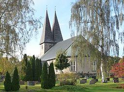 Rydaholms kirke uden for samfundet