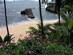 São Tomé and Príncipe - Ilhéu das Rolas
