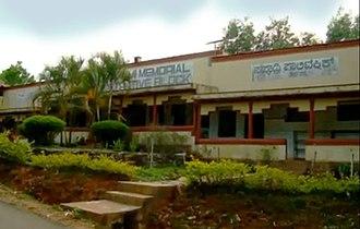 Thirthahalli - Sahayadri Polytechnic