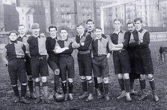 SC Germania Hamburg - SC Germania ca. 1904