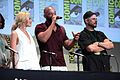 SDCC 2015 - Margot Robbie, Will Smith & David Ayer (19520944228).jpg