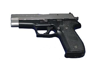 Joint Service Small Arms Program - Sig Sauer P226