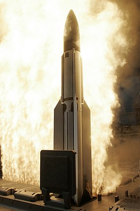 Image illustrative de l'article RIM-161 Standard Missile 3
