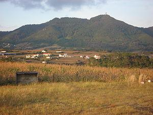 Pico Alto (Santa Maria) - Image: SMA VPO Pico Alto