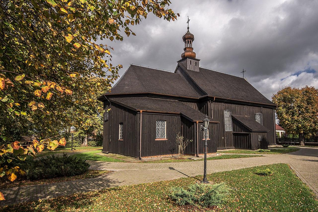 Kościół Wszystkich Świętych w Droszewie