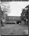 SOUTH ELEVATION, SHOWING HOUSE IN PARTIAL RUIN - Bound's Lott, Allen, Wicomico County, MD HABS MD,23-ALL.V,1-1.tif