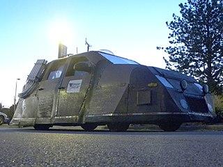 SRV Dominator Motor vehicle