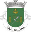 Coat of arms of Ilha