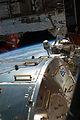 STS-133 EVA1 Steve Bowen and Alvin Drew 6.jpg