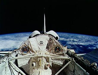 STS-55 - Image: STS 55 Spacelab