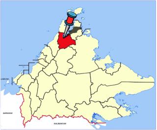 Kota Marudu District District in Sabah, Malaysia