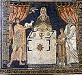 Sacrifices of Abel, Melchisedec and Abraham - Sant'Apollinare in Classe - Ravenna 2016 (2).jpg