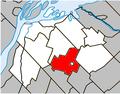 Saint-Aimé Quebec location diagram.PNG