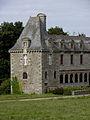 Saint-Brice-en-Coglès (35) Château du Rocher-Portail 34.JPG