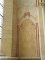 Saint-Méen-le-Grand (35) Abbatiale Fresque 04.JPG