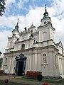 Saint Anne church in Lubartów - 02.jpg