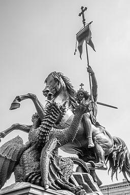 Saint George – The Dragon Slayer
