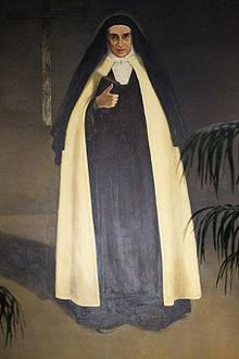 Saint Maravillas de Jesús - Catedral de la Almudena.JPG