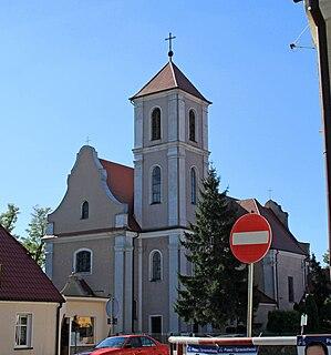 Książ Wielkopolski Place in Greater Poland Voivodeship, Poland