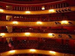 Salle richelieu wikip dia - Comedie francaise salle richelieu ...