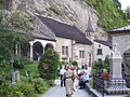 Salzburgo. Abadía de San Pedro. Cementerio. 04-09-06.JPG