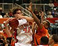 Sam Houston basketball 2009-03-12.jpg