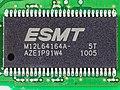 Samsung HM160HI - controller - ESMT M12L64164A-5T-1888.jpg