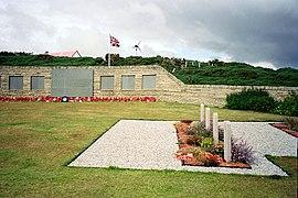 San Carlos Memorial and Cemetery, Falkland islands