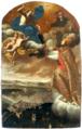 San Gennaro che intercede presso la Trinità per la città di Napoli - Onofrio Palumbo.png